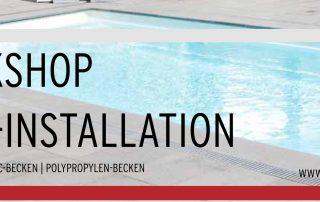 Workshop_Poolinstallation