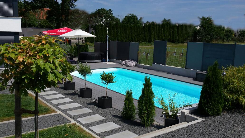 Gut gemocht Wie werden Fertigbecken eingebaut - 123swimmingpool - Swimmingpool EQ06